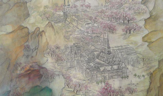Wystawa jest okazją do poznania koreańskiej sztuki współczesnej