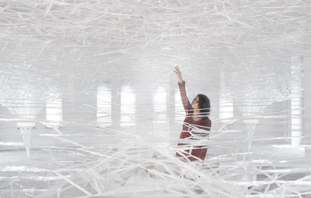 Ludwika Ogorzelec ''We wnętrzu''