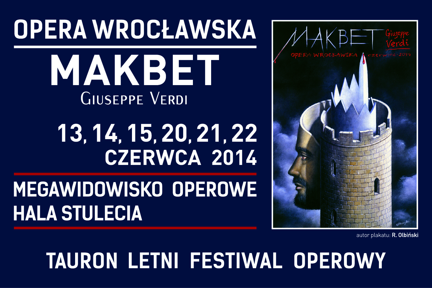Kierownictwo muzyczne - dyrygent  Ewa Michnik