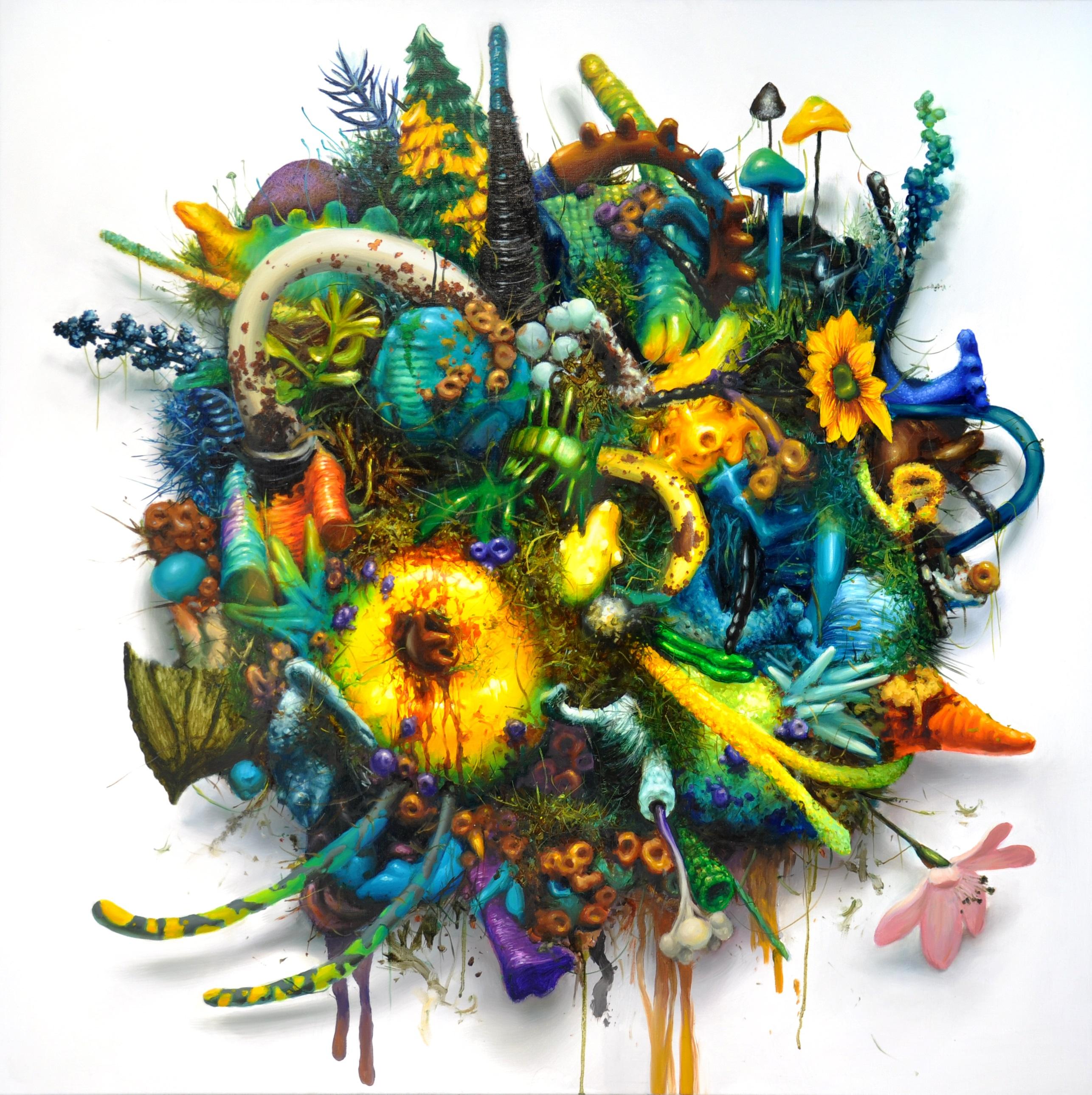 Na wystawie w Galerii Miejskiej zobaczymy prace Marcina Zawickiego