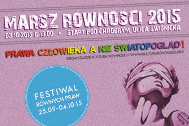 Festiwal równych praw