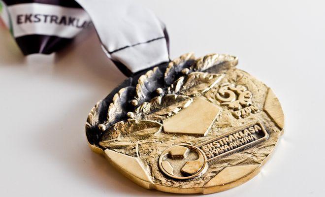 Medal mistrzowski Śląska Wrocław