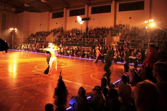 Otwarte Mistrzostwa Wrocławia w Tańcu Towarzyskim 2011
