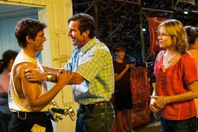 Film pt. ''At Any Price'' Ramina Bahraniego