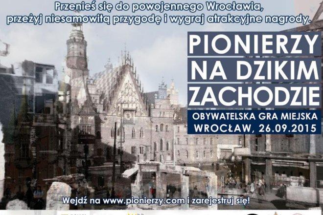 Gra obywatelska we Wrocławiu