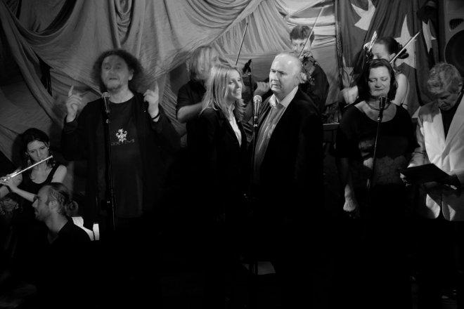 Piwnica pod Baranami wielki koncert z okazji 60-lecia