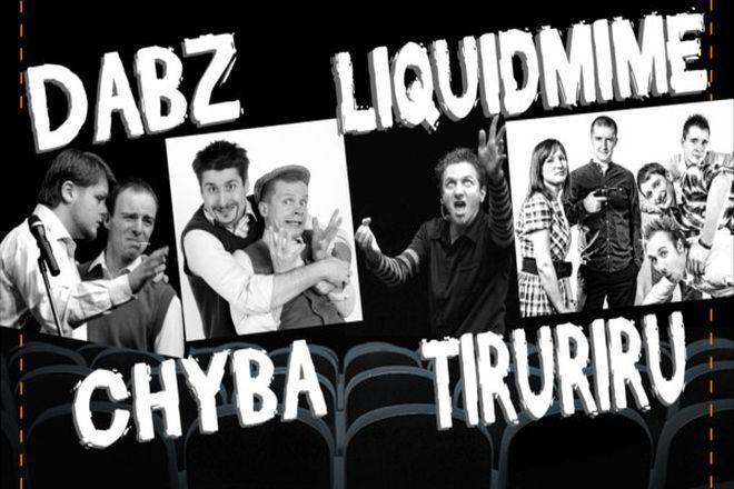 Poligon kabaretowy 19 listopada Firlej