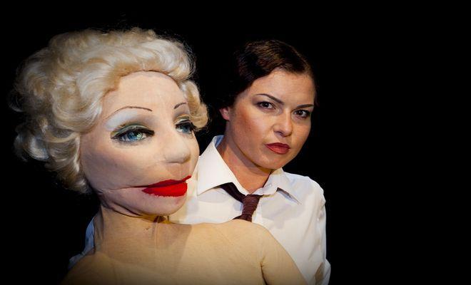 Monodram Anny Skubik zobaczymy w sali kameralnej 20 czerwca, o godz. 19