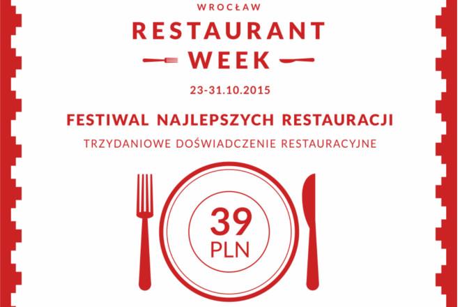 Wrocław Restaurant Week