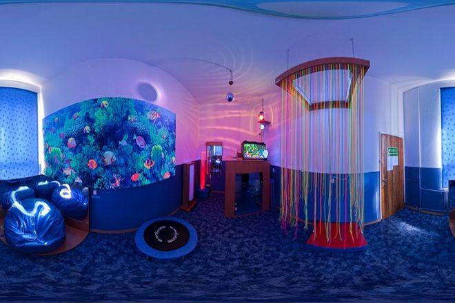 Sala terapii dziecięcej
