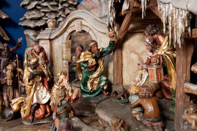 Przybieżeli do Betlejem. Szopki bożonarodzeniowe z całego świata zobaczysz we Wrocławiu