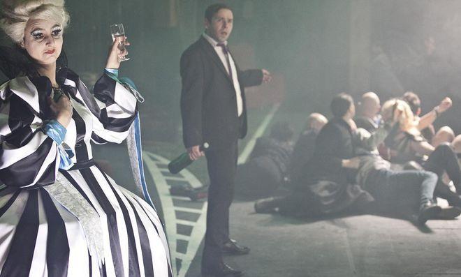Nagrodzony spektakl ''Tęczowa Trybuna''