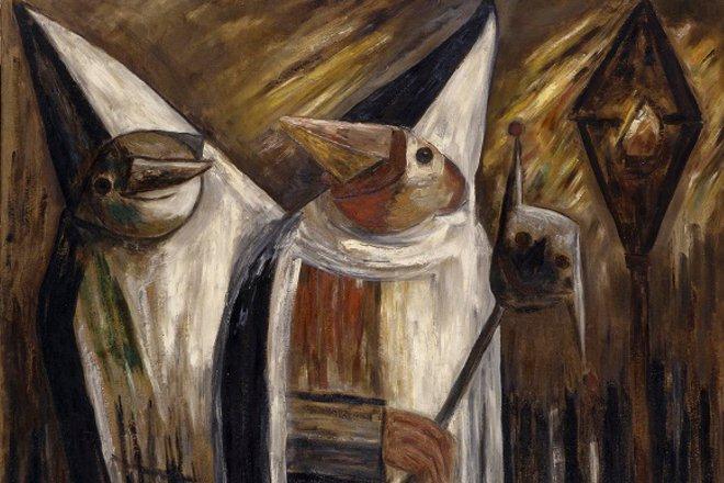 Tadeusz Makowski ''Maski''