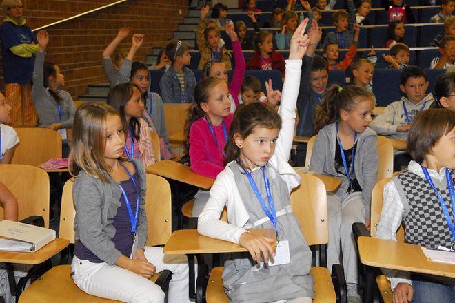 Dzieci mogą poznać największe autorytety wrocławskiej nauki