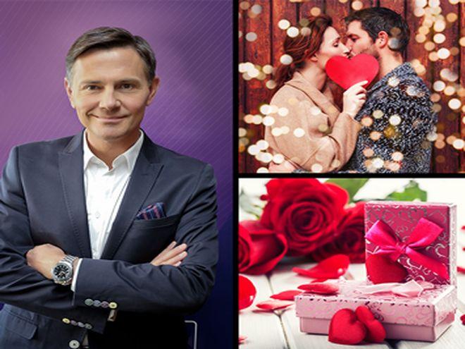 Imprezę dla zakochanych poprowadzi Krzysztof Ibisz