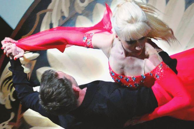 Taneczne walentynki w Centrum Kultury ''Zamek'', pl. Świętojański 1, Wrocław 14 lutego (sobota), godz. 19:00 - 23:00