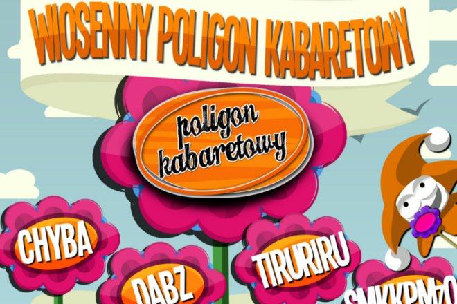 Wiosenny Poligon Kabaretowy