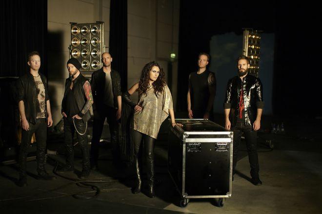 Within Temptation będą gwiazdą majówki we Wrocławiu