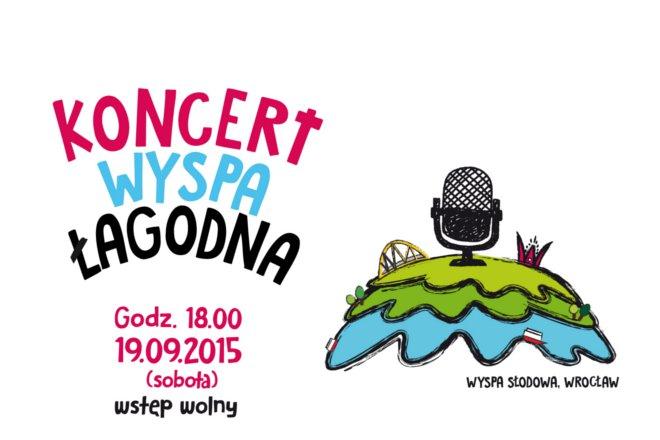 Koncert Wyspa Łagodna