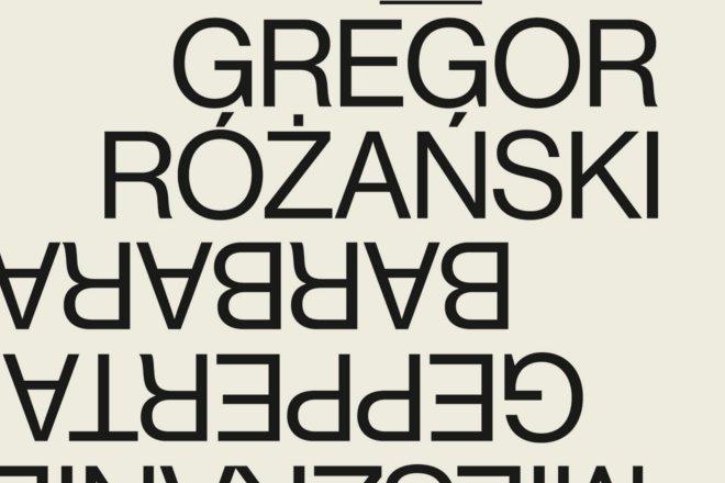 Wystawa Gregora Różańskiego