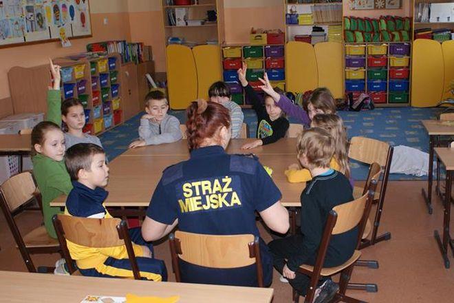 W dniu 18 lutego zajęcia dla dzieci odbyły się w Szkole Podstawowej nr 40 we Wrocławiu