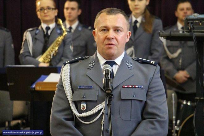Inspektor Arkadiusz Golanowski