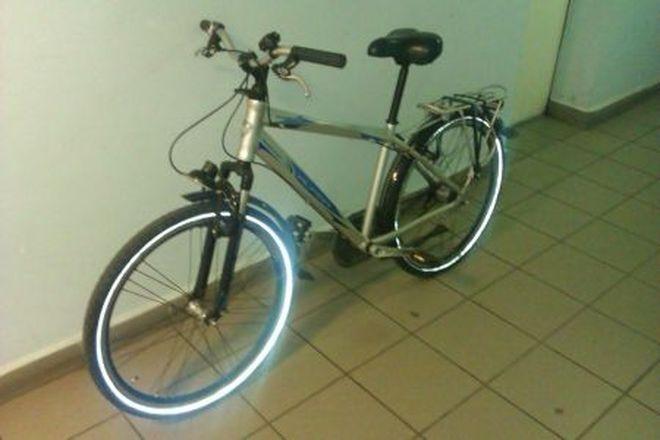 Gdy właściciel chciał zgłosić kradzież, rower już na niego czekał