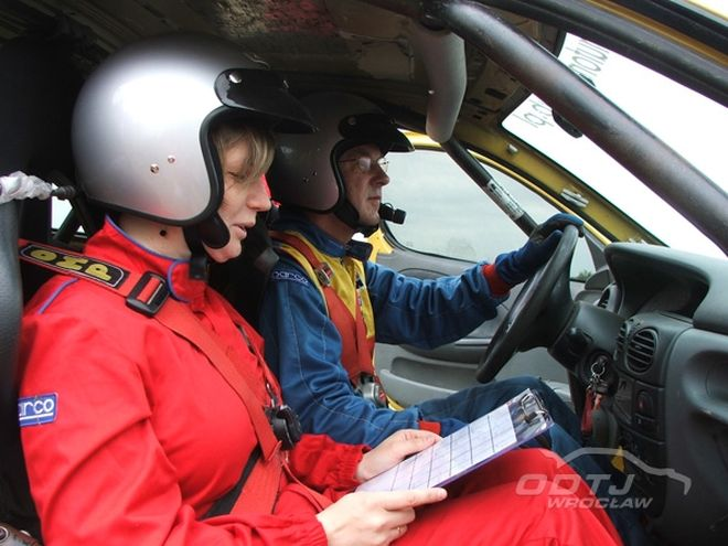 Warto doskonalić techniki jazdy
