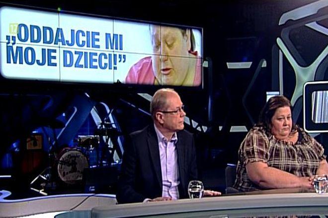 Anna Kapela i dr Wiesław Pesta
