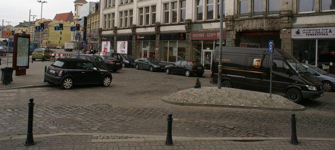 W czwartek kierowcy ostatni raz mogą tu zaparkować swoje samochody