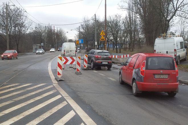 Po awarii na ulicy Krakowskiej nie ma już śladu