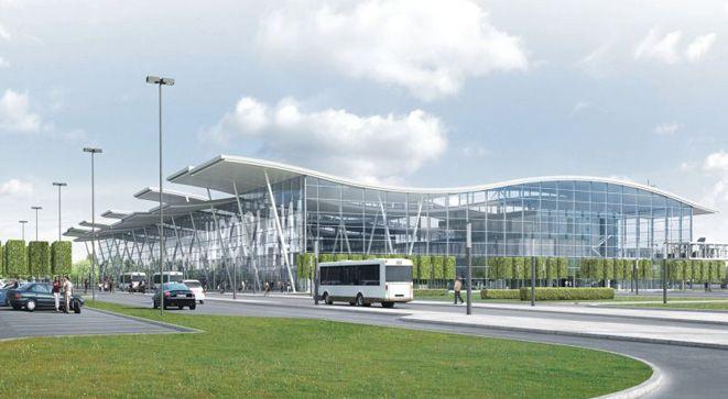 Na razie przez najbliższych kilka lat pod nowy terminal pasażerowie nie dostaną się pociągiem