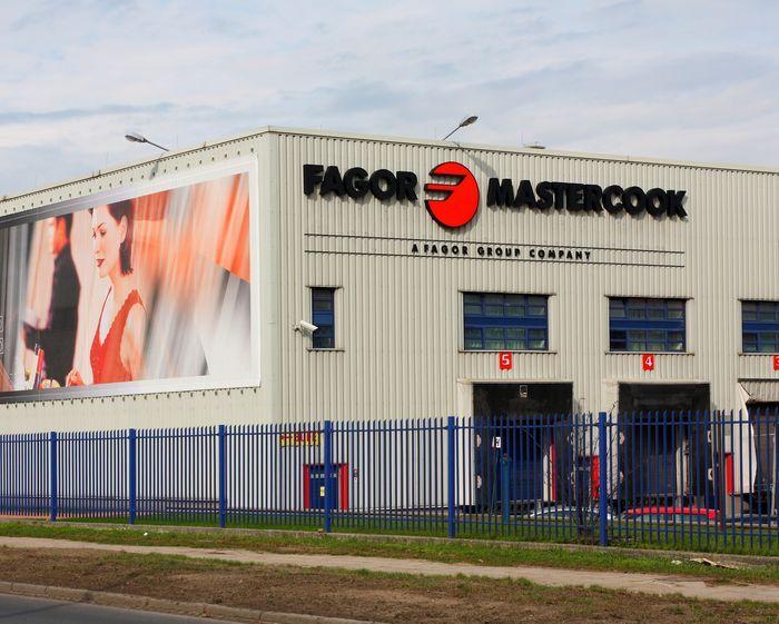 FagorMastercook to tylko jedna z firm wałbrzyskiej strefy ekonomicznej