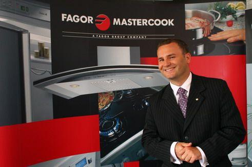 Ireneusz Bartnikowski, prezes FagorMastercook