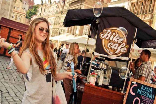 Teraz BikeCafe otworzy się również we Wrocławiu