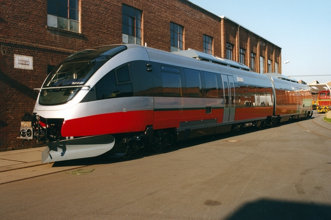 Bombardier Transportation Polska należy do kanadyjskiego koncernu produkującego m.in. pociągi