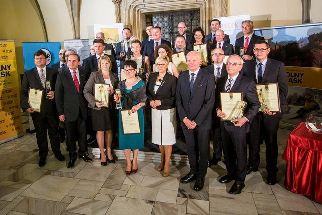 Oto laureaci