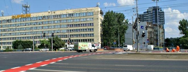 Wyburzenie biurowca Cuprum na placu Jana Pawła II jest bardzo prawdopodobne