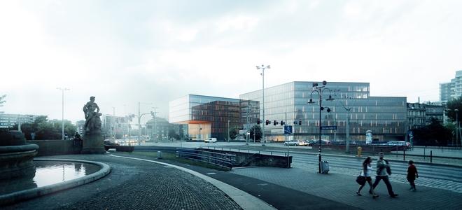 Przy placu Jana Pawła II powstanie Cuprum Square