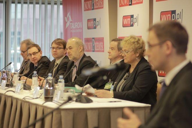 We wrocławskim forum wzięli udział przedstawiciele firm i urzędów związanych z branżą energetyczną