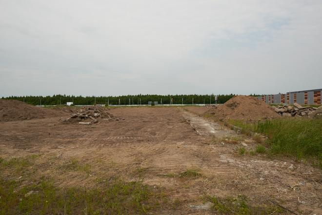 Nowy market budowlany powstaje tuż przy Factory Outlet