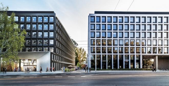 Tak ma wyglądać biurowiec Green 2Day, który powstaje przy ulicy Szczytnickiej