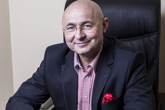 Marek Kobiec - prezes DAWG