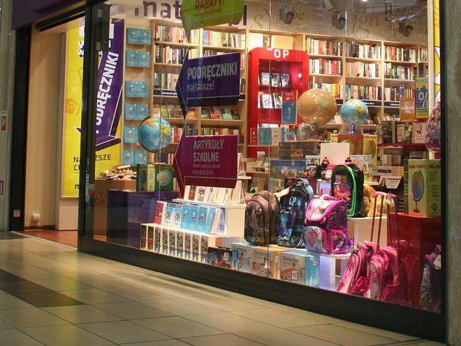 Nowa księgarnia w Pasażu Grunwaldzkim