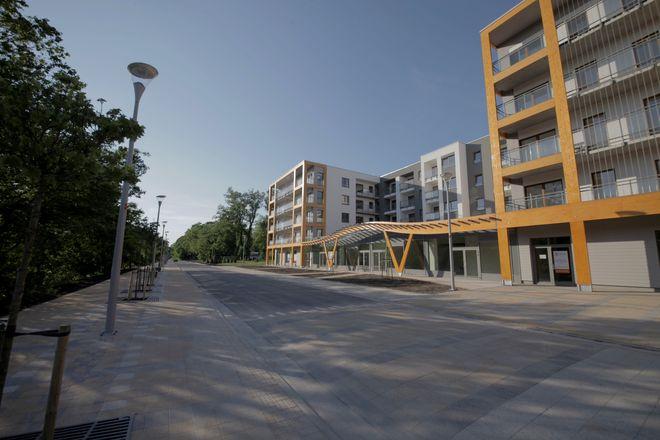 Osiedle Olimpia Port jest bardzo chętnie wybierane przez wrocławian