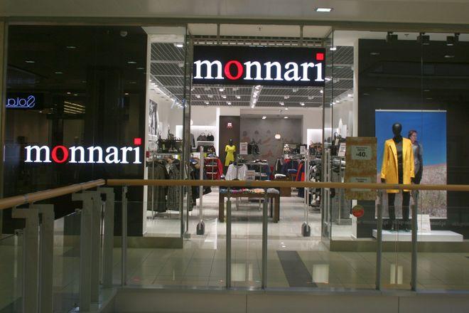 Jedną z nowości jest salon Monnari