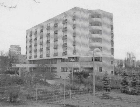 Stary hotel zmienił właśnie właściciela