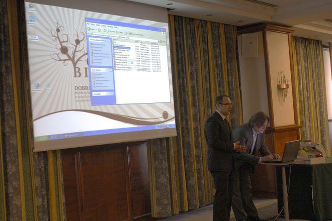 Konferencja ''Owoce Biznesu''.