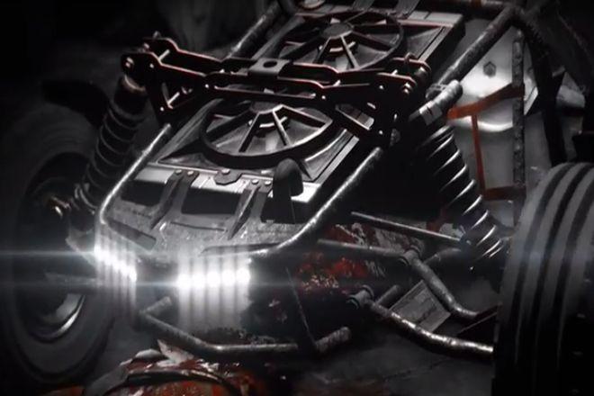 Pojazd będzie dostępny wyłącznie w Dying Light: The Following