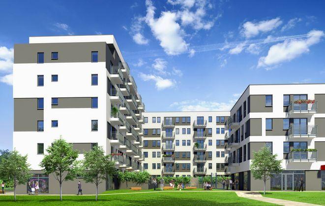 W tym budynku można już kupować mieszkania